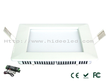10W LED DMX 512 RGB Panel Light