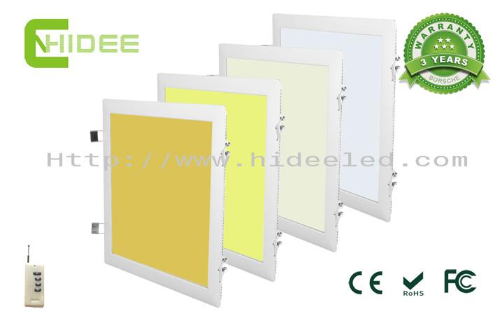 25W 310x310mm CCT Dimmable LED Panel Light