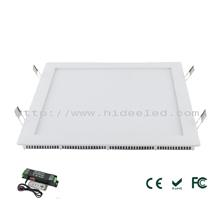 7W 310x310mm DMX512 RGB LED Panel Light