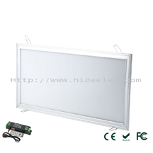 28W 310X610mm DMX512 RGB LED Panel Light