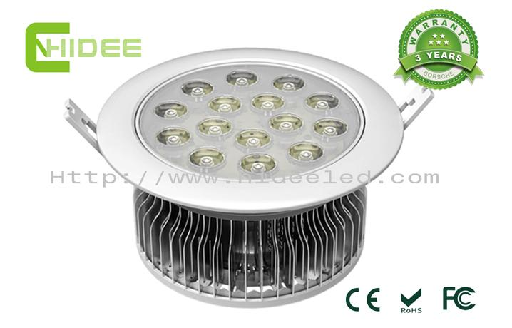15W New High Quality LED Downlight