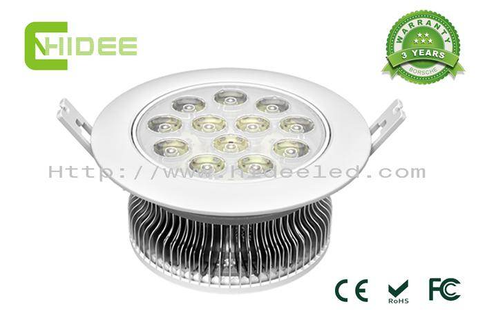 12W New Design LED Downlight