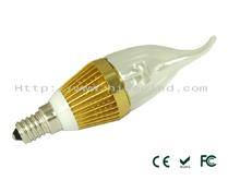 5W LED Candle Bulb Light