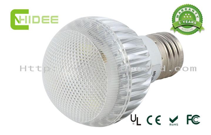 3W UL LED Bulb Light