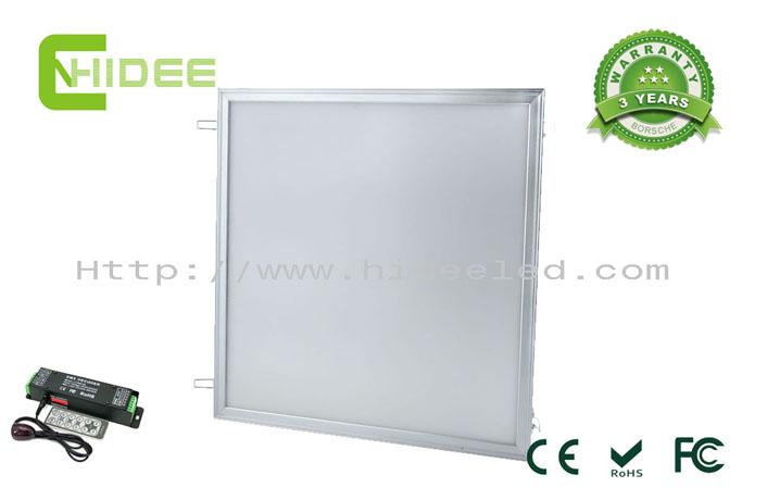 56W 610x610mm DMX512 RGB LED Panel Light