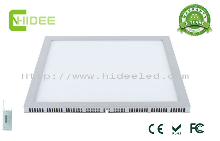 9W PWM Dimmable LED Panel Light 300x300mm
