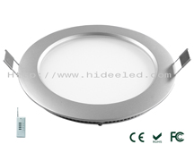 12W LED PWM Dimmable Panel Light