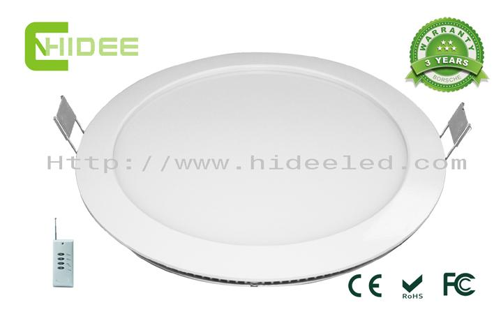 18W PWM LED Dimmable Panel Light