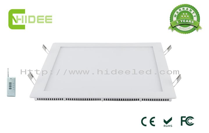9W 310X310 PWM Dimmable LED Panel Light