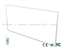 72W 600X1200mm LED Panel PWM Dimmable