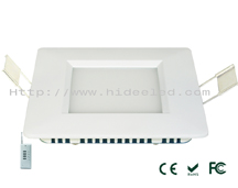 5W PWM Dimmable LED Panel Light