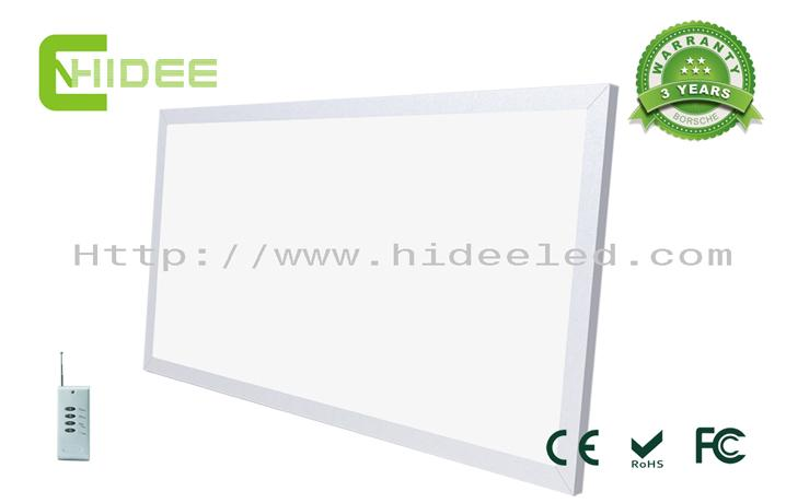 36W PWM Dimmable LED Panel Light 300x600mm