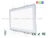 28W RGB Panel Light 310x610mm