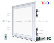 14W LED Panel Light RGB  image 1