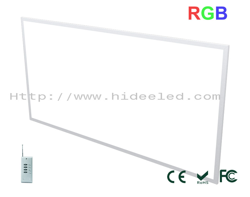56W RGB LED Panel Light 600x1200