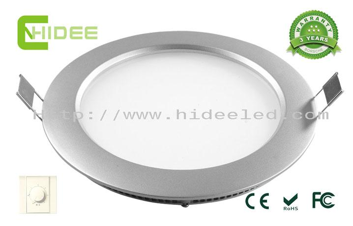 12W LED Panel Triac-Dimmable