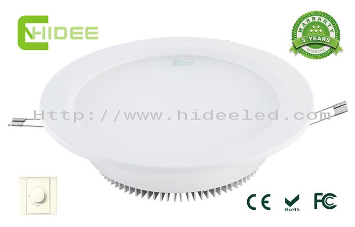 12W LED Triac-Dimmable Down Light SMD 2835