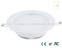 10W LED Down Light Triac Dimmable
