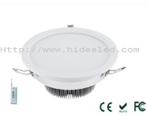 18W LED Down Light PWM Dimmable