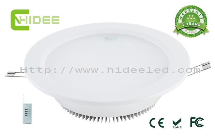 12W PWM Dimmable LED Down Light