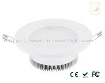 12W Triac-Dimmable LED Downlight
