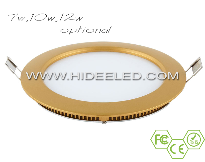 LED Round Panel Light Dia180mm