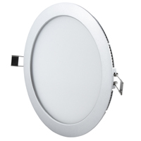 LED Round Panel Light Dia240mm image 1