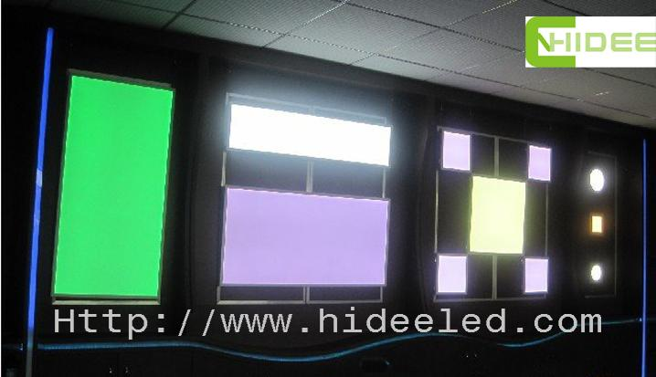 DMX512 RGB LED Panel Light Application