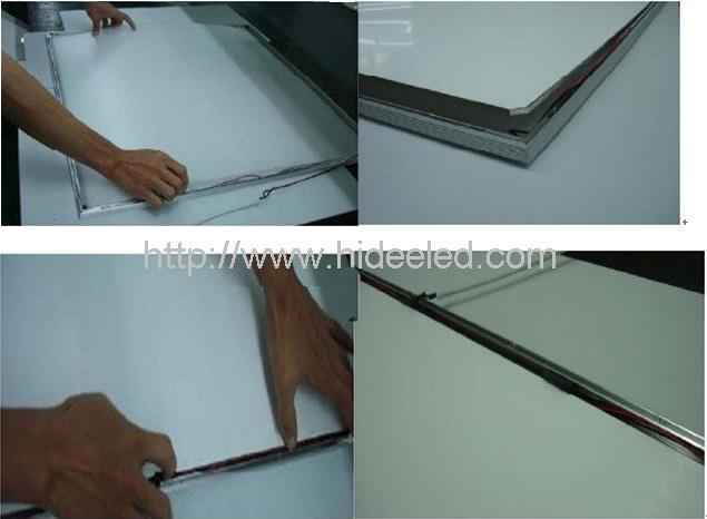 LED Panel Light fixing 4