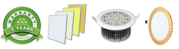 CNHidee LED Panel Light (LED Lights) Value Added Sales Services