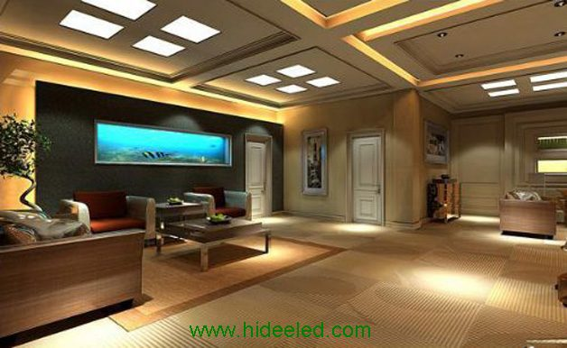 LED Panel Light Living Room 1