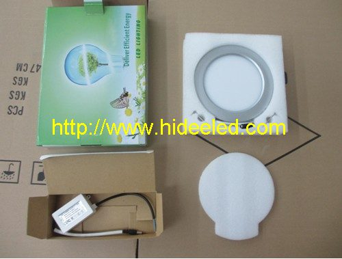 Round LED Panel Light package