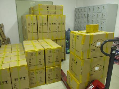 LED Panel Light Delivery
