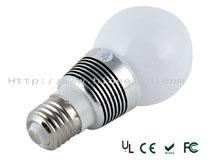 3W High Quality UL LED Bulb