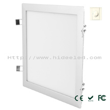 9W 310x310 LED Panel Triac-Dimmable