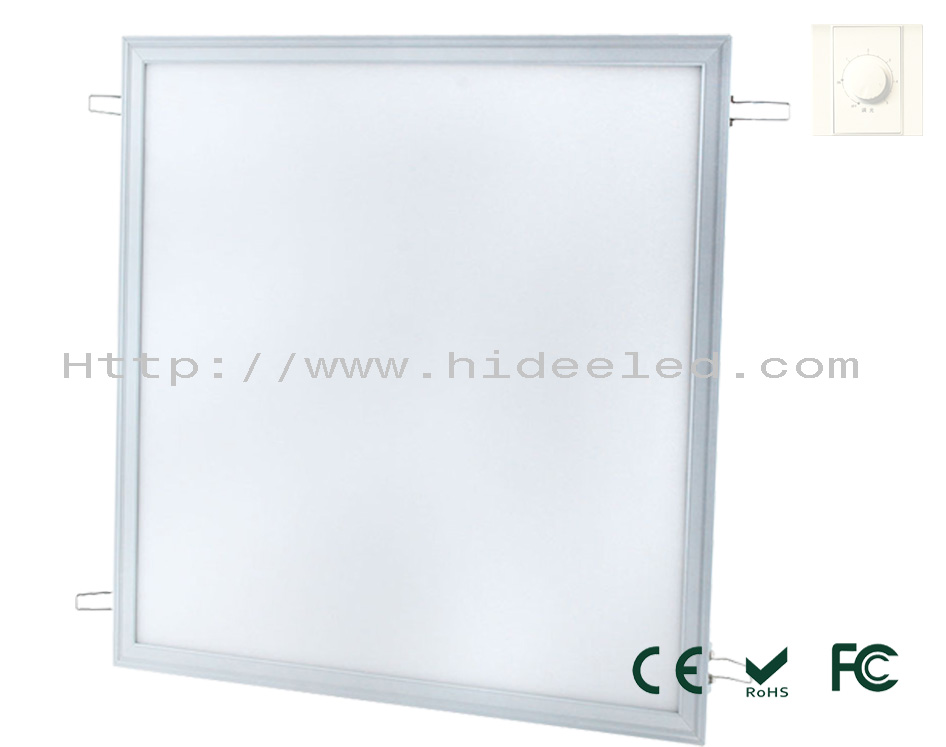 36W Triac-Dimmable LED Panel Light