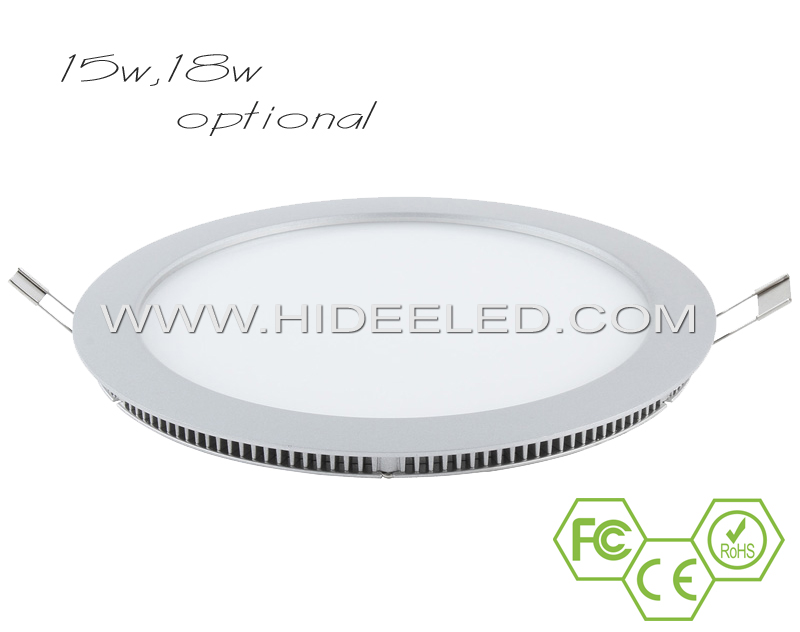 LED Round Panel Light Dia240mm